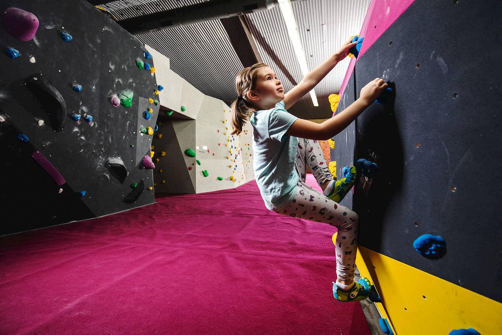 Kindergeburtstag Kletterhalle einstein Dortmund Region